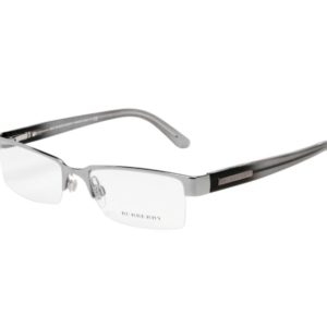 Burberry BE1156 Eyeglasses Gunmetal Frame