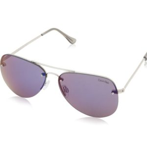 Calvin Klein aviator sunglasses for women