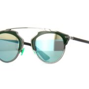 Dior So Real Green Sunglasses