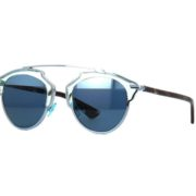 Dior So Real Matte Blue Sunglasses