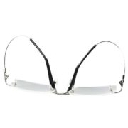 Flexible Rimless Frame Prescription Eyeglasses