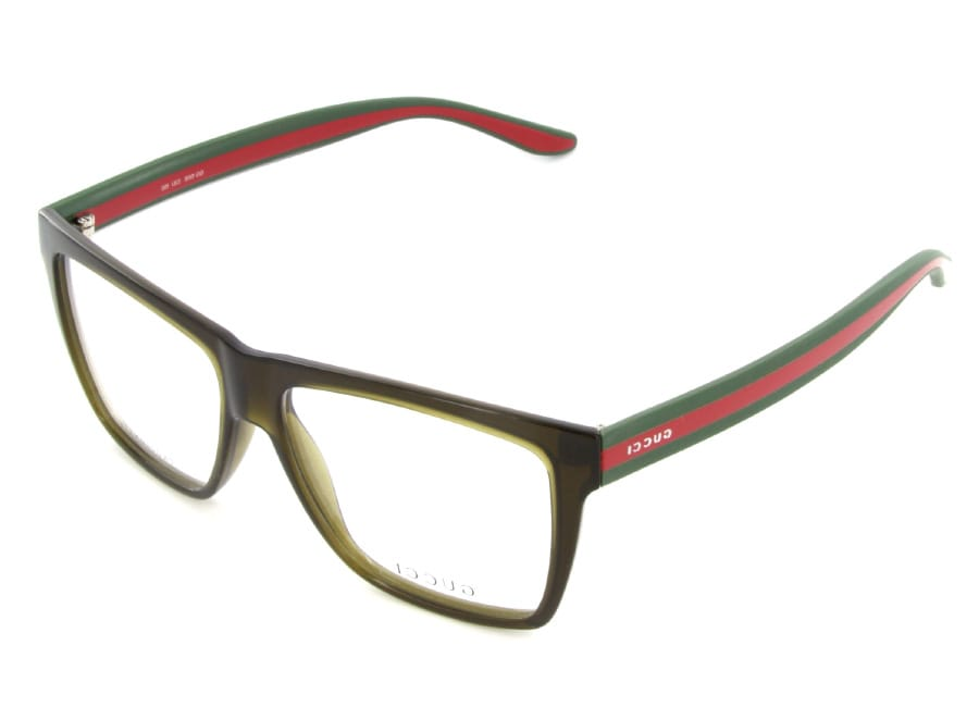 gucci 1008. gucci gg1008 brown green red frame 1008