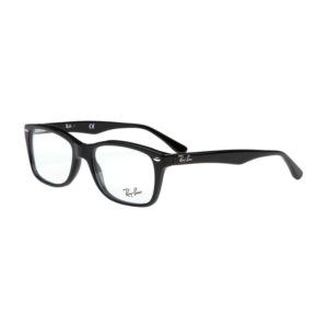 Ray Ban RX5228 Eyeglasses - Black Frame