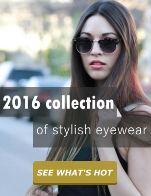 2016 collection of stylish eyewear