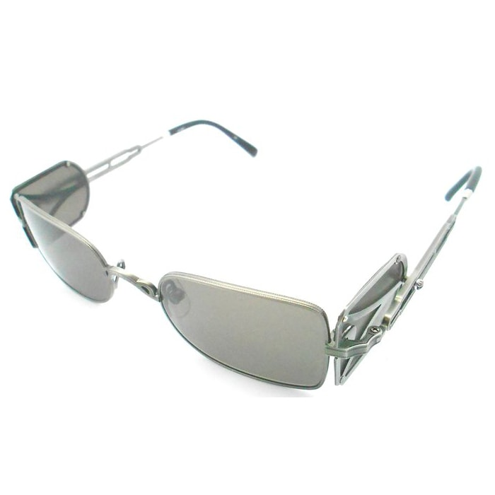 bb87627208d44 Matsuda Vintage 10611H Silver Model Sunglasses - Eyesight Corner