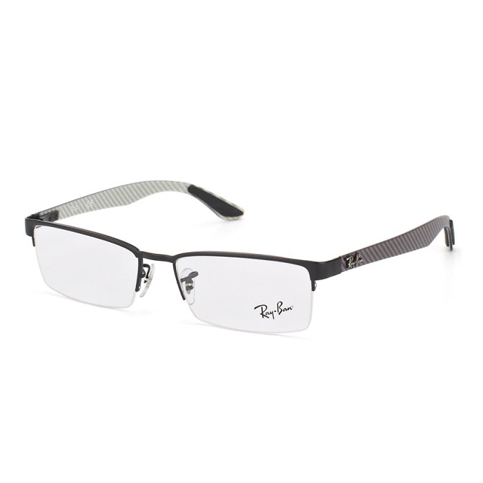 1c7aee8281f Ray-Ban RX8412 Carbon Fibre Eyeglasses - Eyesight Corner