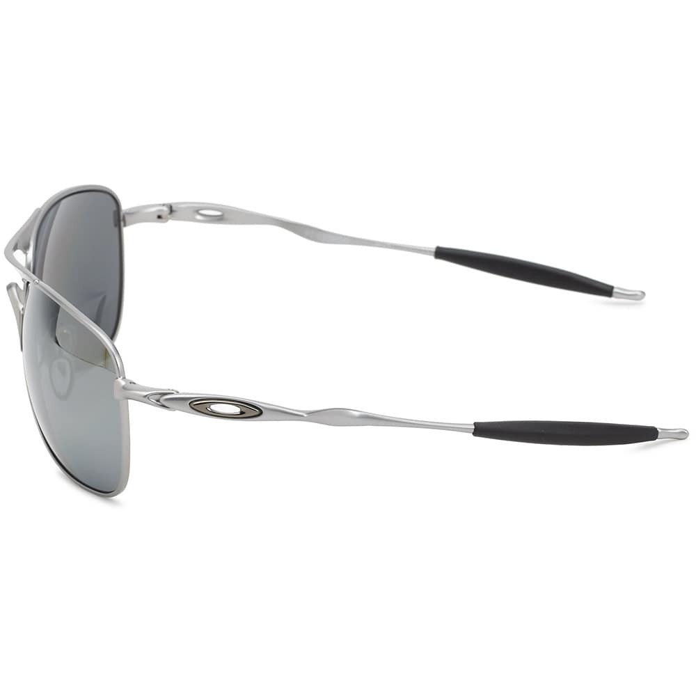 ebc971b907 Oakley Crosshair 2.0 Sunglasses- Matte Black Frame warm Grey Lens ...