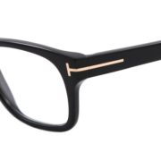 Tom Ford Black Plastic Frame